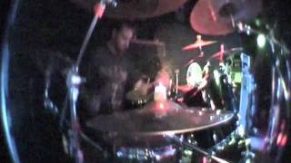 ION DISSONANCE - The More Things Change The More They Stay The Same (Live - DrumCam)