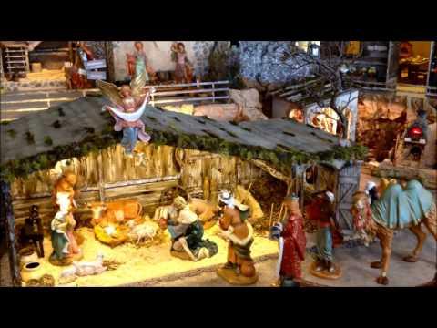 Bethlehem Nativity Scene @ The Cathedral of The Good Shepherd (Singapore). 1 Jan 2017