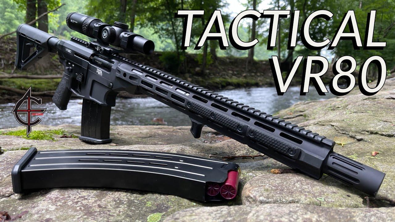 Tactical Rock Island VR80