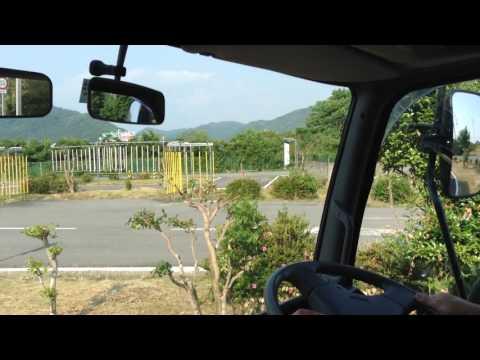 姫路 自動車学校 運転免許 中型車 S字 運転がうまくなる教習所