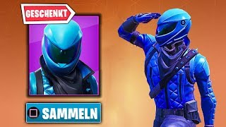 RARE than IKONIK? ⛑️ Honor Guard Skin FREE | Fortnite German