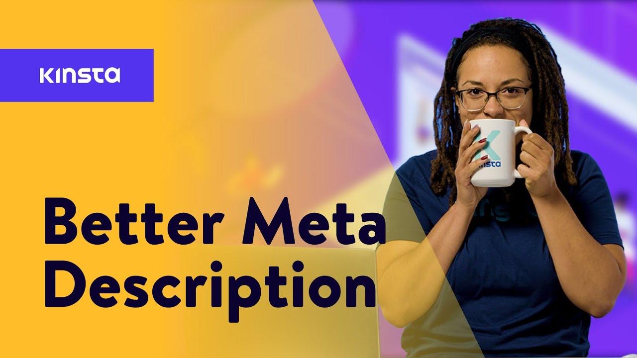 Tips for Writing Better Meta Descriptions