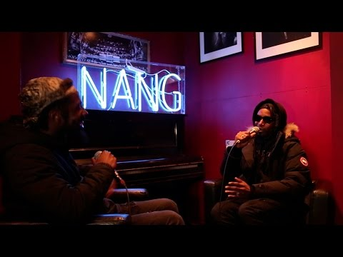 Jazz Cartier has the softest hands in N.America? | #NANGselection w/ Ralph Hardy