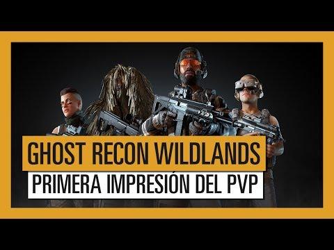 GHOST RECON WILDLANDS - MODO GHOST WAR -  PRIMERA IMPRESIÓN DEL PVP