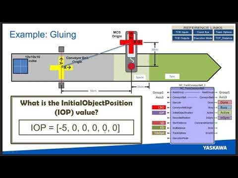 Webinar: Practical Application of Conveyor Tracking with MotionWorks IEC