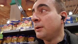 Ма Коронавирус в Грузии! Паника в тбилисских магазинах. Автор Егор Куроптев