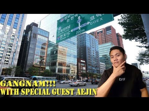 Seoul Trip Day 3 Part 1: Gangnam and Media Communication LOL