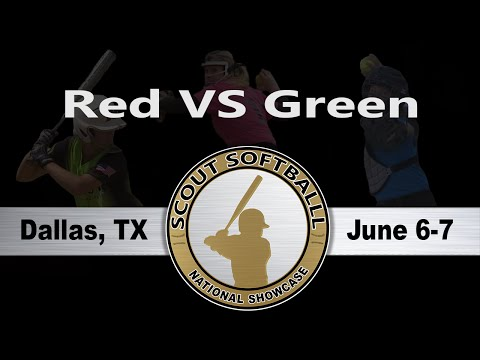 2016 Scout National Showcase - Dallas, TX - Red VS Green