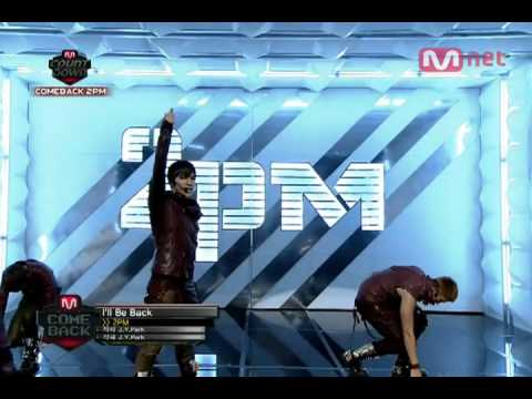 KPOPMnet  M countdown,2PMIll Be Back, CJ E&M