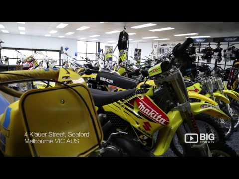 Byrners Suzuki Motorcycle Dealer Melbourne for Motorcycle and Motorcycle Parts