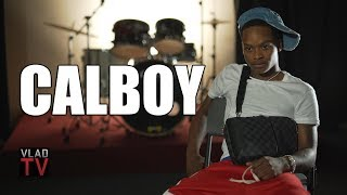 Calboy Agrees with Yella Beezy, There's No Forgiving Shooters (Part 2)