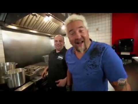 Boston Burger Company  Diners, Driveins, and Dives with Guy Fieri