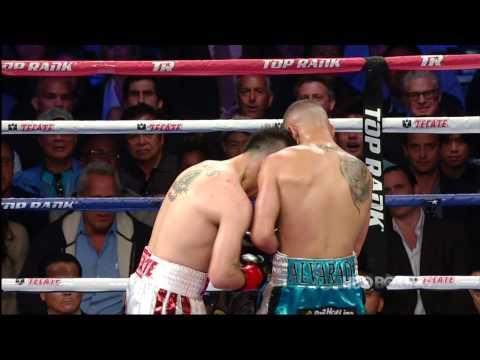 Look Back: Rios vs Alvarado