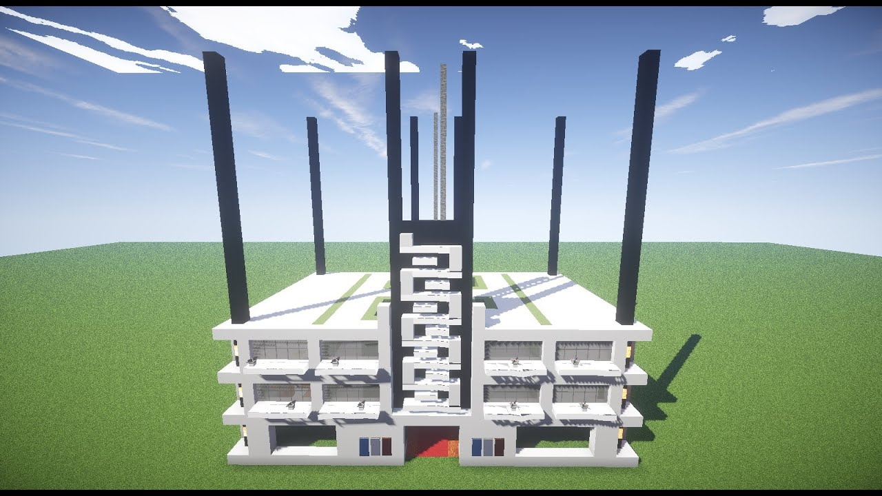 Immeuble moderne construction suivie 6 youtube for Image immeuble moderne
