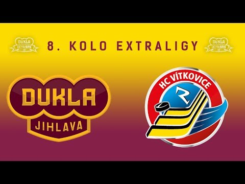 8. kolo (27.9.2017) HC Dukla Jihlava - HC Vítkovice Ridera
