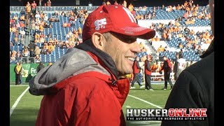 Mike Riley Monday Press Conference After Oregon Loss 9/11/17