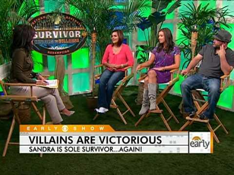 Survivor: Heroes vs. Villans Winner