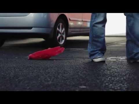 'RED BAG' Short horror film