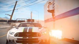 Need for Speed: Payback — 7 минут геймплея E3 2017 с русскими комментариями!