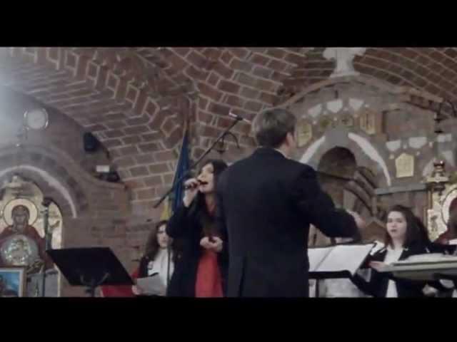 Paula Seling - La umbra Crucii Tale (live Catedrala Ortodoxa Baia Mare)