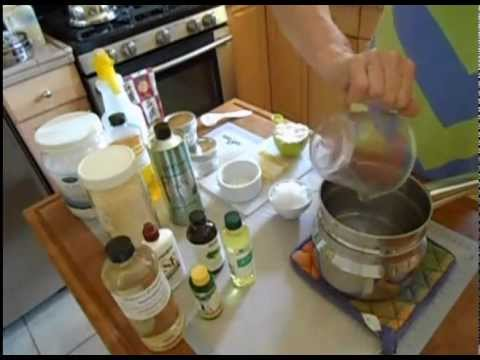 How To Make Magnesium Lotion & Magnesium Oil