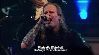 Böhse Onkelz - Finde die Wahrheit (Live in Frankfurt + Lyrics)