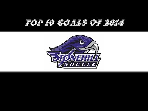 Stonehill Soccer Top 10 Goals of 2014