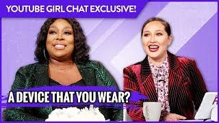 WEB EXCLUSIVE: A Device That You Wear WHERE?!