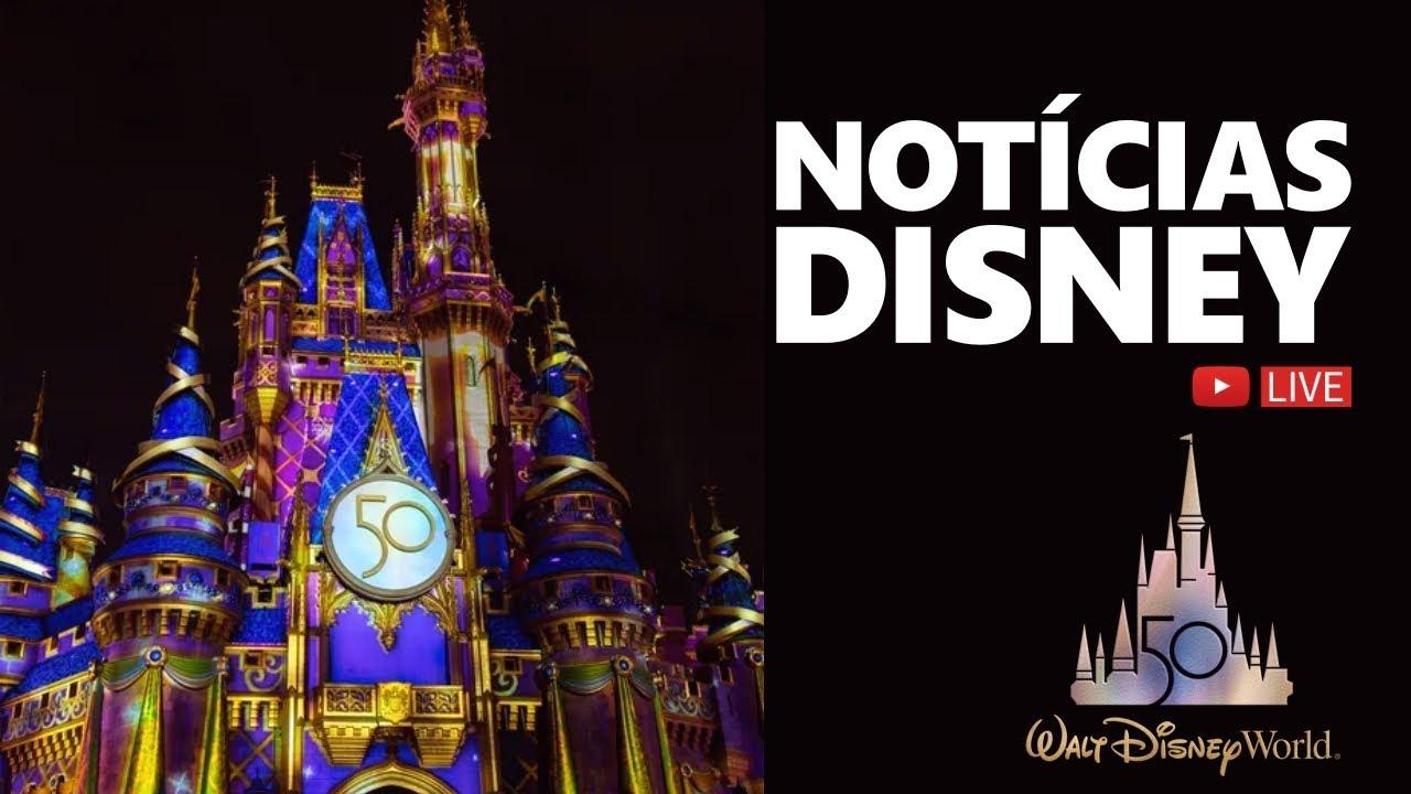 Resumo da Semana | Notícias Disney 02/10/21