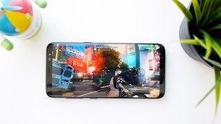 Обзор Samsung Galaxy S8: производительность в играх, автономность, сеть и немного про камеру