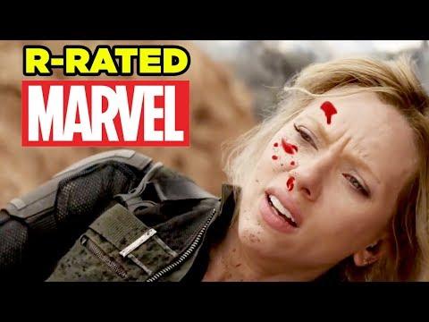 Marvel R-Rated? Black Widow First Adult MCU Film! #Debrief
