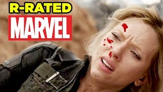 Marvel R-Rated? Black Widow First Adult MCU Film! #Debrief