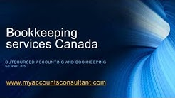 Quickbooks online Bookkeeping services Canada