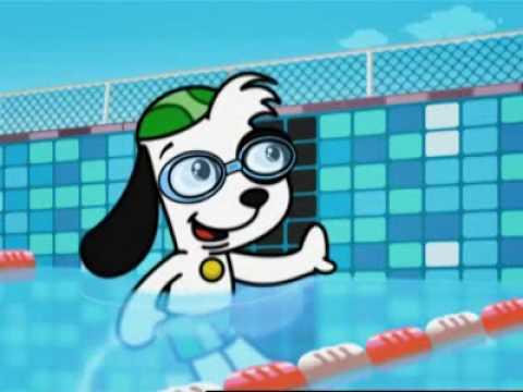 Doki y la natación