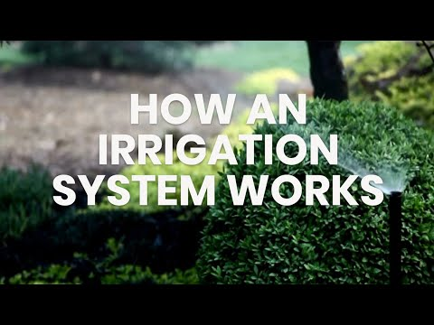 Rain Bird Introduction To How An Irrigation System Works