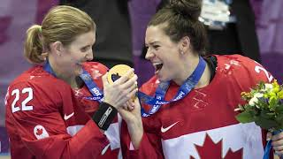 Canadian women chasing fifth straight Olympic hockey gold