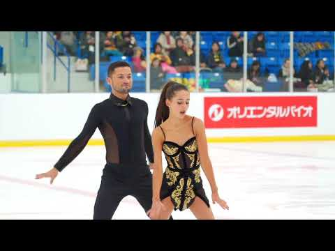 Ice Dance Practice