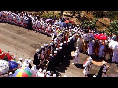 Timket Celebration Lalibela Ethiopia