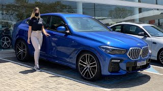 Test drive no BMW X6 2020