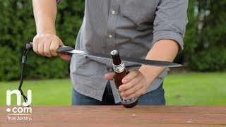 11 ways to open a beer bottle