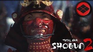 WAY of the SAMURAI! - Total War Shogun 2 Multiplayer Gameplay