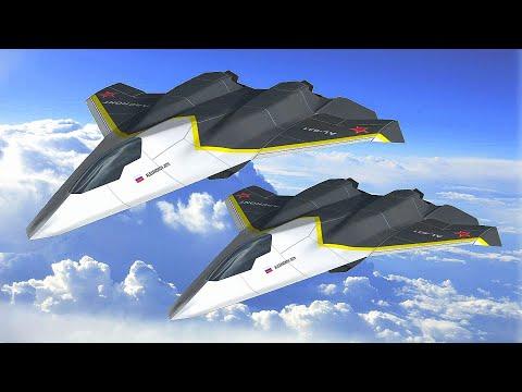 Каким будет Истребитель 6-го Поколения в России и США
