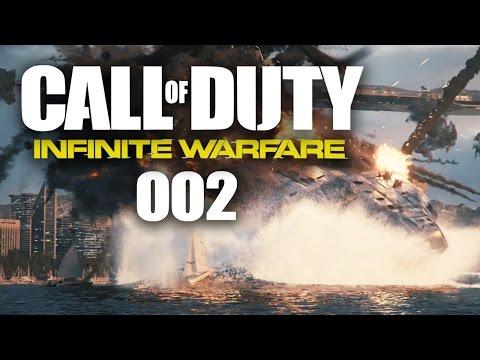 CALL OF DUTY: INFINITE WARFARE #002 - ANSCHLAG | Let's Play COD: Infinite Warfare