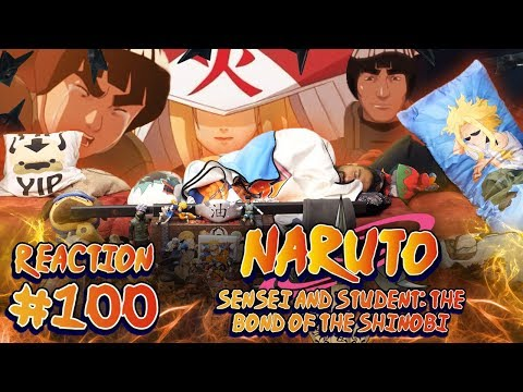 Naruto - Episode 100 Sensei and Student: The Bond of the Shinobi - Group Reaction