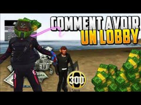 COMMENT AVOIR UN LOBBY GTA 5 PS4