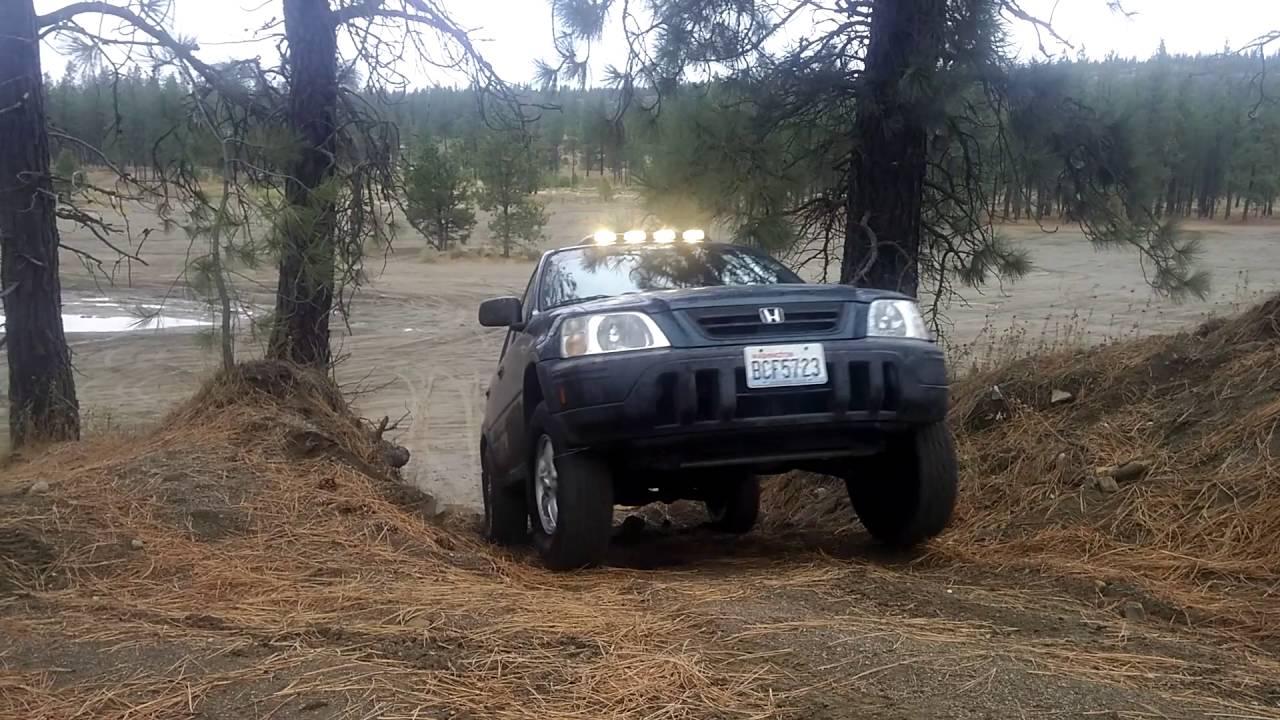 Crv Off Road >> HONDA CR-V CRV OFF ROADING TEST // off-road// - YouTube