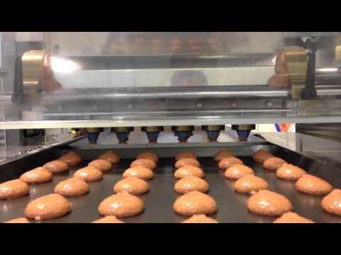 Polin Multidrop Macaron Production