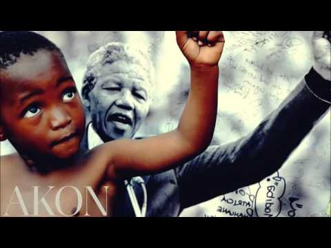 Akon - Miss You Mandela [Official Audio]