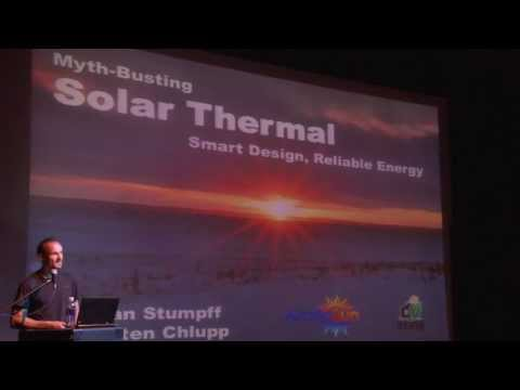 Myth Busting Solar Thermal