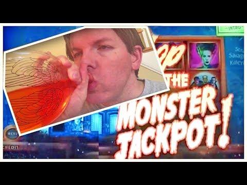I NEED HELP!! ★ (TO REACH THE MONSTER JACKPOT!!!) ★ SLOT MACHINE WIN!!